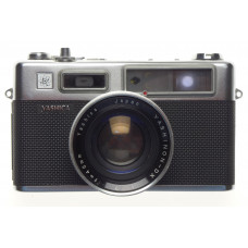 Electro 35 Yashica Point and shoot 35mm film camera retro vintage