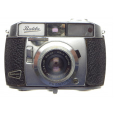 Balda Vintage point and shoot Color-Baldanar 1:2.8/45 camera