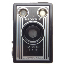 Brownie TARGET SIX-16 Kodak vintage box Type film camera