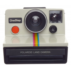Polaroid One Step Land Camera vintage instant print original bag