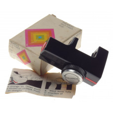 Polaroid Self Timer #132 Boxed instructions |instant camera