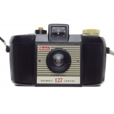 KODAK Brownie 127 Bakelite retro black vintage classic camera