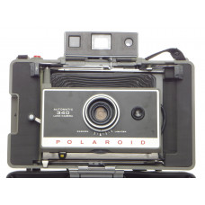 Polaroid Vintage Land old school Camera instant film Automatic 340
