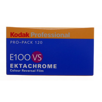 KODAK E100VS Ektachrome color reversal film