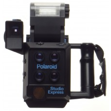 POLAROID Studio Express Passport type instant film camera with polaroid back