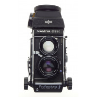 MAMIYA C330 Professional F medium format TLR film camera MINT 2.8 f=80mm lens