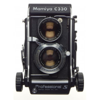 C330 Professional S MAMIYA TLR vintage medium format 120 film camera Sekor 3.5 f=105mm lens