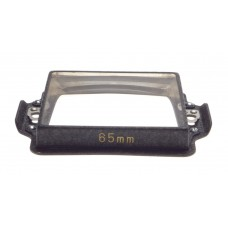 65mm MAMIYA camera glass mask frame TLR medium format accessory