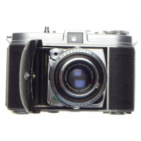 RETINA Ib Kodak folding camera Schneider Retina-Xenar 1:2.8/50 f=50mm well used camera