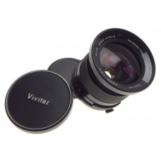 VIVITAR 28mm 1:2.5 Auto wide-angle for OLYMPUS O/M SLR 35mm film cameras 2.5/28mm