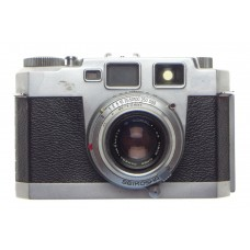 AIRES 35-IIA Rangefinder camera Q Copal shutter 2.8 f=5cm Not working