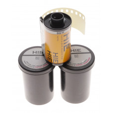 3 Rolls 35mm HIE expired film Kodak High Speed Infrared