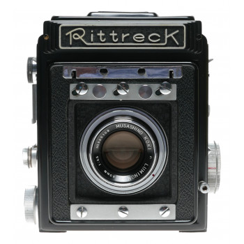 Rittreck Musashino Koki LUMINON 1:3.5 f=90mm Large format