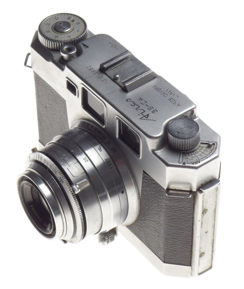 Rangefinders Aires 35 Iii L Rangefinder 35mm Film Camera Coral 28 Working Of Digital Cameras F50mm